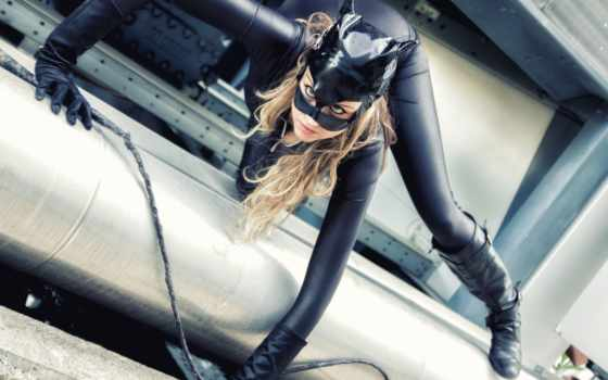 cosplay, catwoman, high, definition, retina, magnificent, изображение, free,
