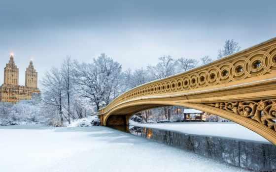 мост, бант, центральный, new, york, park, город, images, gaina, ultima,