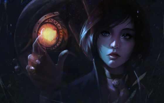 bioshock, elizabeth, infinite, mobile, game