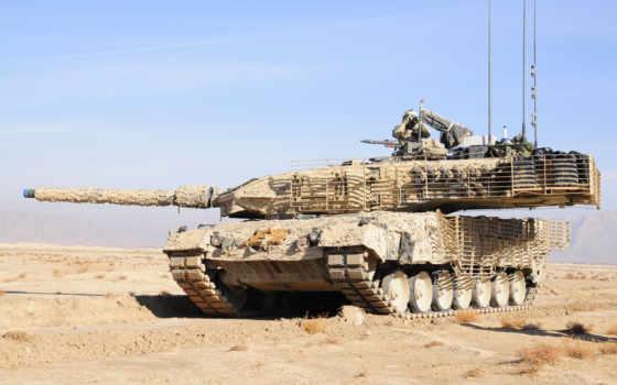 танк, леопард, немецкий, пустыня, солдат, камуфляж,