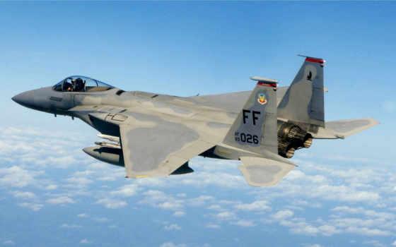 douglas f-15 eagle, самолет