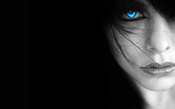 devushki, свет, dark, бесплатные, голубые, color, black, coloring, выборочная, работать, искусства,