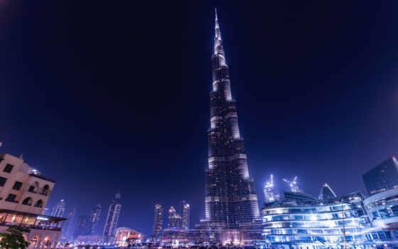 dubai, khalifa, burj, небоскрёб, халифа, бурдж, оаэ, су,