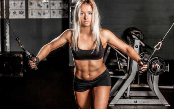 силовые, похудения, женщин, тренировки, упражнения, тренировок,