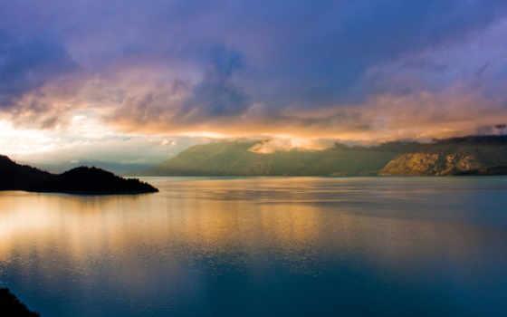 природа, landscape, утро