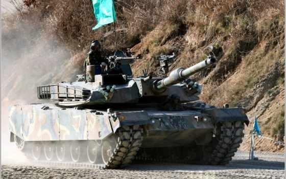 танк, korea, южная