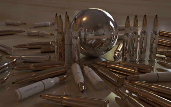 оружие, широкоформатные, разрешением, пули, патроны, красивые, бесплатные,