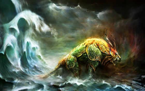 fantasy, creatures, тварь, pinterest, ocean, дракон, об, more,
