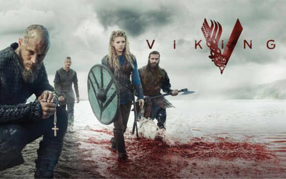 vikings, викинги, рагнар, travis, фиммел, lodbrok, персонажи, fjord, серия, кровь, кинжал,