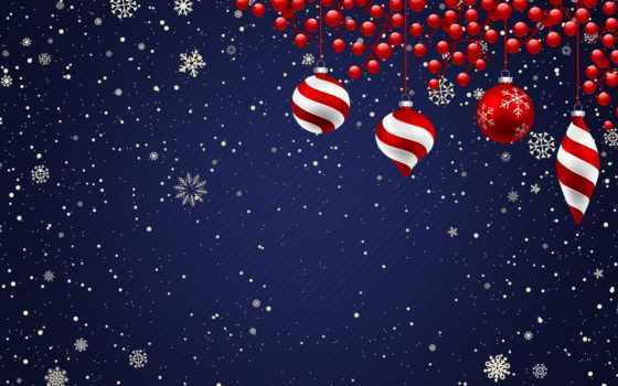 new, год, фон, минимализм, christmas, снег, снежинка, настроение, art, festive