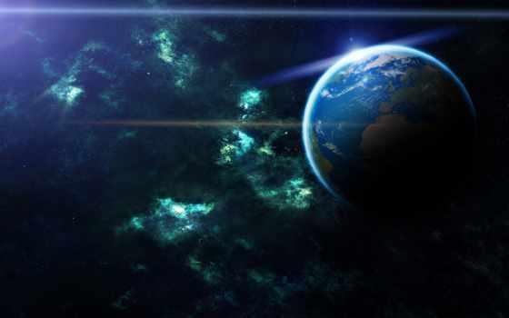 космос, earth