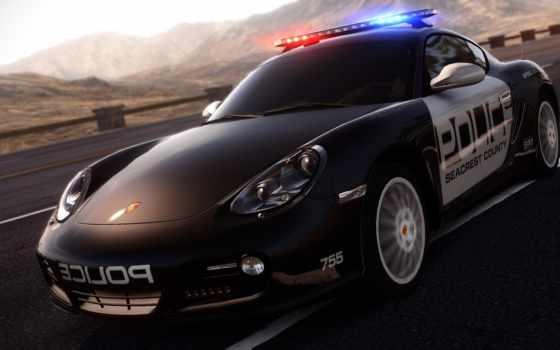 Полицейские машины Топ-10