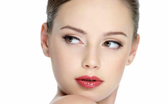 макияж, natural, глаз, сделать, дневной,