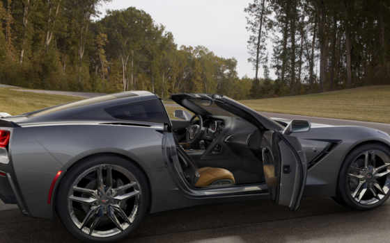 chevrolet, corvette, coupe, stingray, new, cerv, camaro,