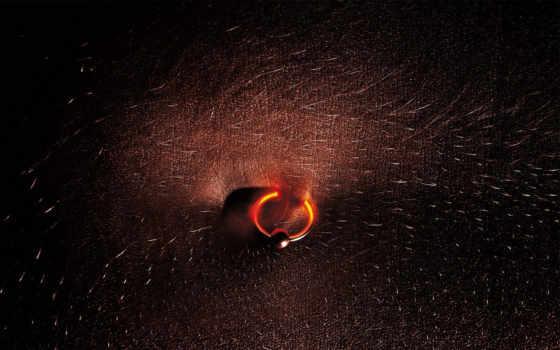 пирсинг, кольцо