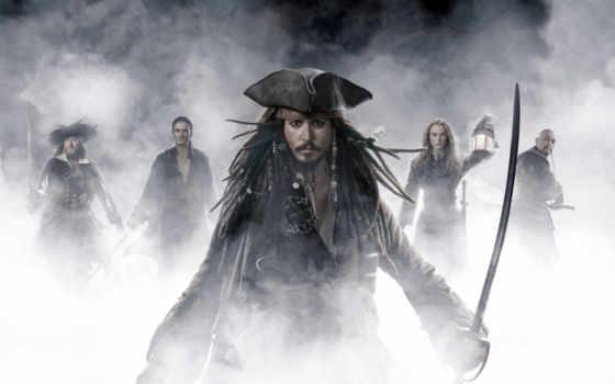 пираты, карибского, моря, pirates, caribbean, конец,