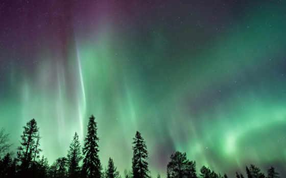 northern, огни, iceland, день, aurora, финляндия, ночь,