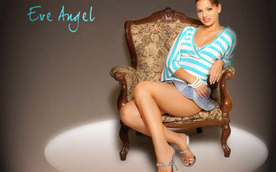 девушки, angel, официальные, модель, eve,