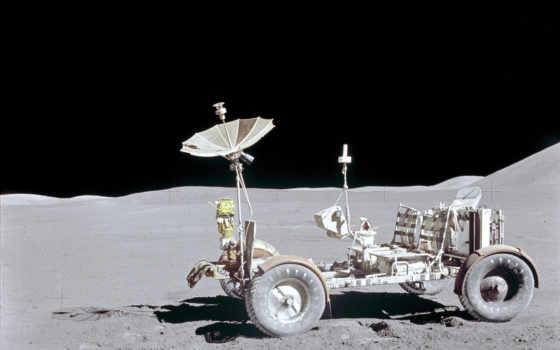 космос, лунный