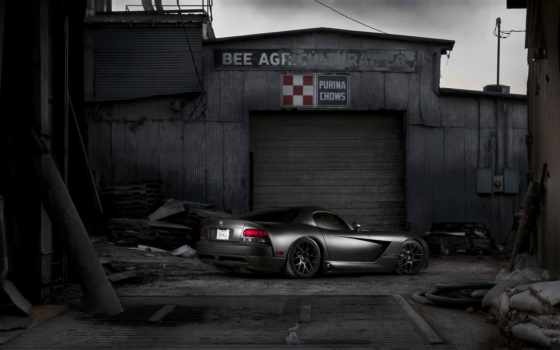 dodge, viper, автомобили