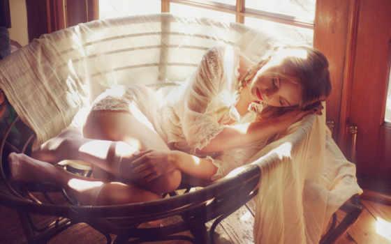 sun, девушка, you, окно, лежит, спит,