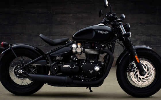 triumph, bobber, black, bonneville, hiconsumption, motorcycles, new, speedmaster,