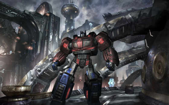 transformers, wars, para, cybertron, star, force, unleashed, votos, películas,