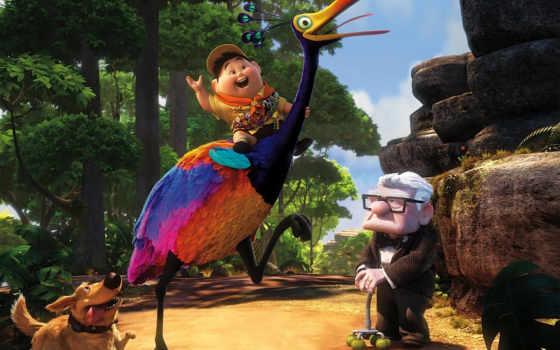 мультфильма, мультик, проблемы, дню, тянут, виде, птицу, когда,