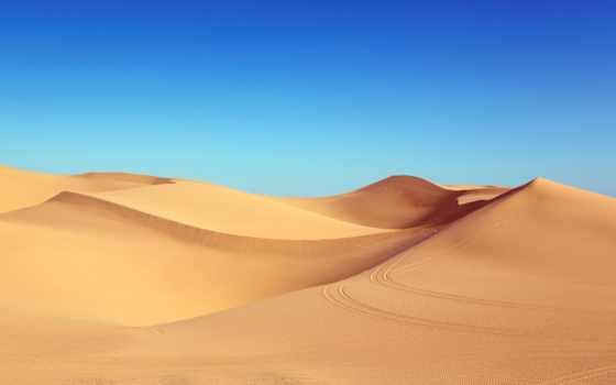 пустыня, песок, dunes, algodones, photos, links, небо, природа,