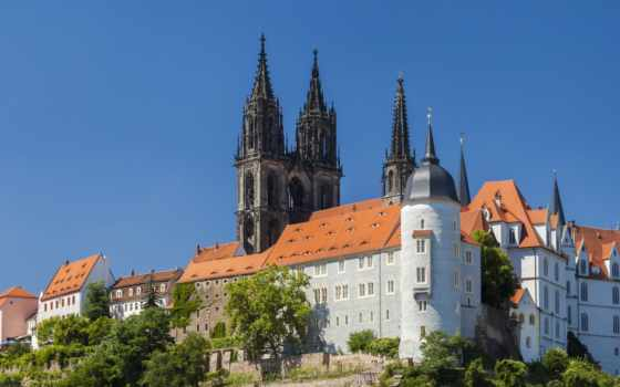 albrechtsburg, castle, meissen, images, und, der, праги, die, free, экскурсии,