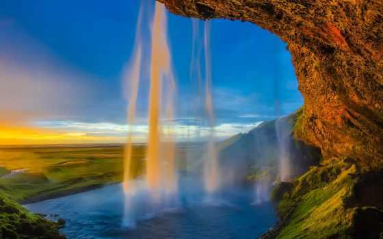 paisajes, naturales, los, paisaje, natural,