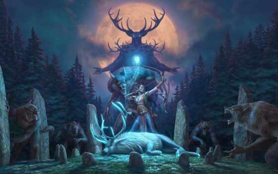 старый, прокрутка, online, wolfhunter, game, new, картинка, дополнение, murkmire, заставка
