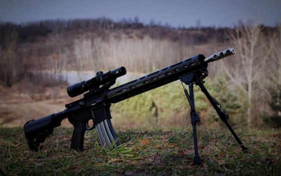 винтовка, снайперская, optics