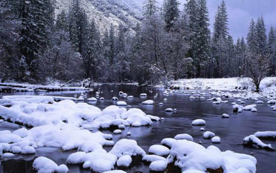 христианские, winter,