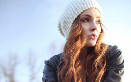 blogimg, девушка, шапке