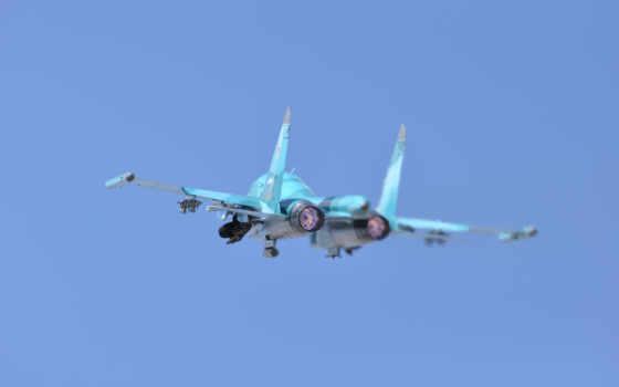 Су-34, fullback, фронтовой
