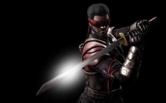 mortal, kombat, kenshi, меч, катана, кэнси, комбат, смертельная,
