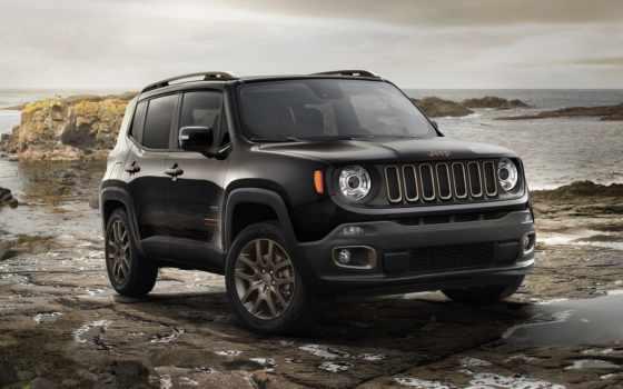 jeep, renegade, anniversary, фотографий, emissions,