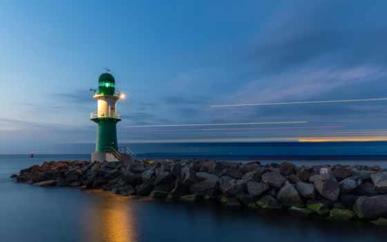 web, lighthouse,