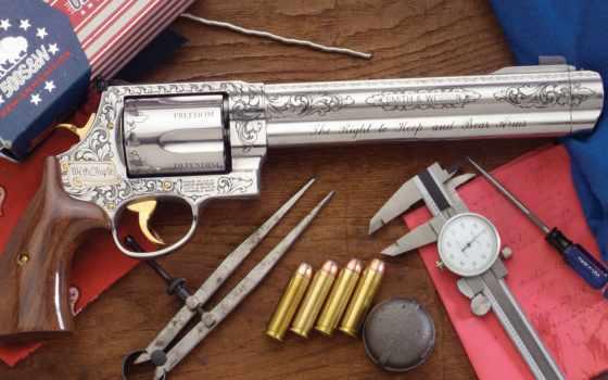 revolver, magnum, смит, wesson, cal, оружие, модель,