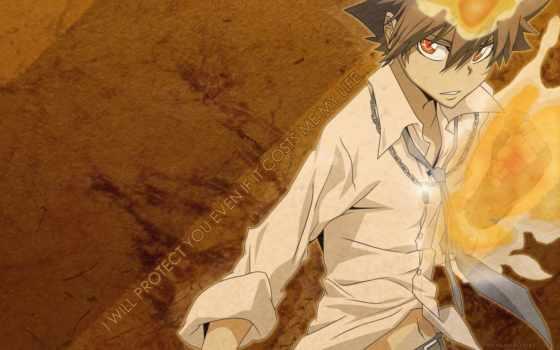 anime, reborn, hitman