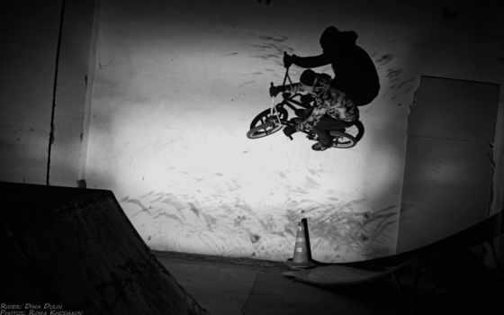 bmx, надпись, скейтпарк