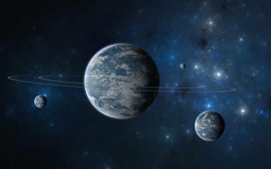 космос, universe, planet