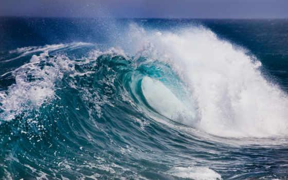 природа, summer, water, красивые, море, ocean, брызги, волна, красиво, пенка,