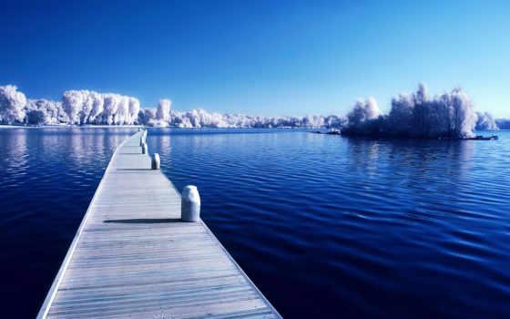 landscape, природа, desktop, снег, winter,