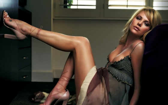charlize, theron, sexy,