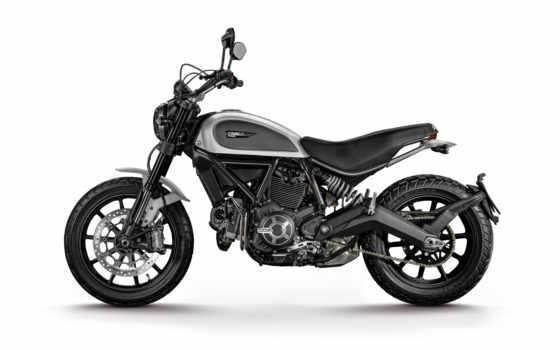 ducati, scrambler, значок, мотоцикл, шестьдесят,