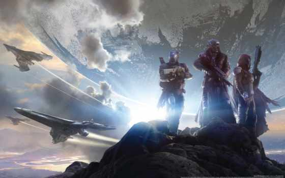 destiny, king, игры, taken, online, игр, bungie,