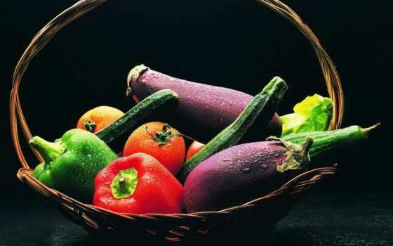 фрукты, корзина, added, umad, covers, растительный,