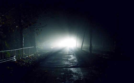 dark, ночь, планшетный, mobile, flash, дорога, огни